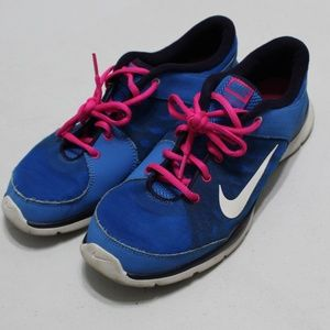 NIKE Trainers | Blue & Pink 2013 Running Shoes
